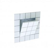 Huoltoluukku 12,5mm - Keraamisille laatoille - Kipsilevy + Alum. Kehys