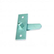 Lukko - Neliösalpa valkoisella kehyksellä ( FS )