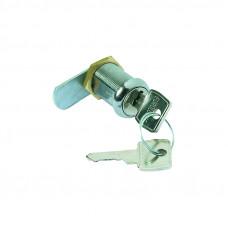 Lukko - Pyöreä sylinteri avaimella ( Z )