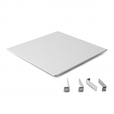 Magneettiluukku - Kiinnitys: Kipsilevy, vaneri, rakennuslevy, jne.